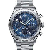 Breitling Navitimer 8 Steel 43mm Blue United States of America, New York, NY