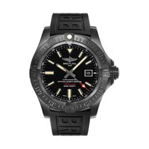 Breitling Avenger Blackbird Titanium 48mm Black United States of America, New York, NY