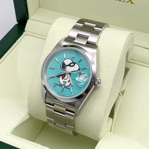 Rolex Oyster Perpetual Date pre-owned 34mm