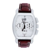Vacheron Constantin Steel Automatic Silver 36mm pre-owned Royal Eagle