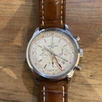 Breitling Transocean Chronograph GMT Сталь 43mm Цвета шампань Без цифр