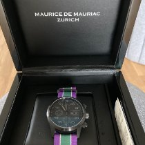 Maurice de Mauriac 42mm Automatic nicht gefunden pre-owned