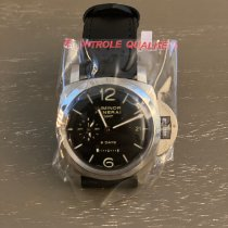 Panerai Luminor 1950 8 Days GMT new 2012 Manual winding Watch with original box and original papers PAM 00233