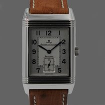 Jaeger-LeCoultre Reverso Grande Taille Steel Silver
