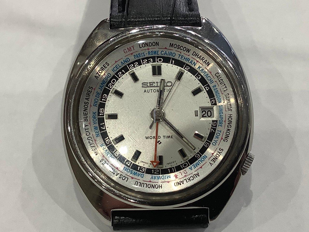 Seiko 6117-6400 1970 usado