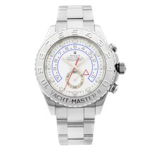 Rolex Or blanc 2010 Yacht-Master II 44mm occasion