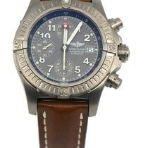 Breitling E13360 Titanium Avenger 44mm pre-owned United States of America, New York, New York