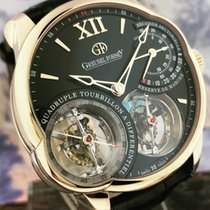 Greubel Forsey Rose gold Manual winding Quadruple Tourbillon pre-owned United States of America, California, Beverly Hills