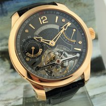 Greubel Forsey Rose gold Manual winding pre-owned United States of America, California, Beverly Hills