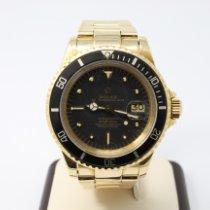 Rolex Submariner Date Yellow gold 40mm Black No numerals United States of America, Florida, Boca Raton