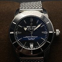 Breitling Superocean Heritage II 42 Steel 42mm Black No numerals United States of America, Georgia, Moultrie