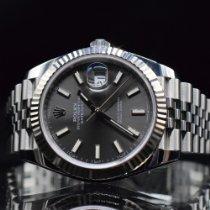Rolex 126334 Stahl 2020 Datejust 41mm neu Deutschland, Hamburg