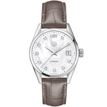 TAG Heuer Carrera Lady Acero 36mm Madreperla México, Mexico