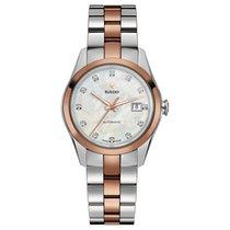 Rado HyperChrome Diamonds nuevo Automático Reloj con estuche y documentos originales R32087902 or 01.580.0087.3.090