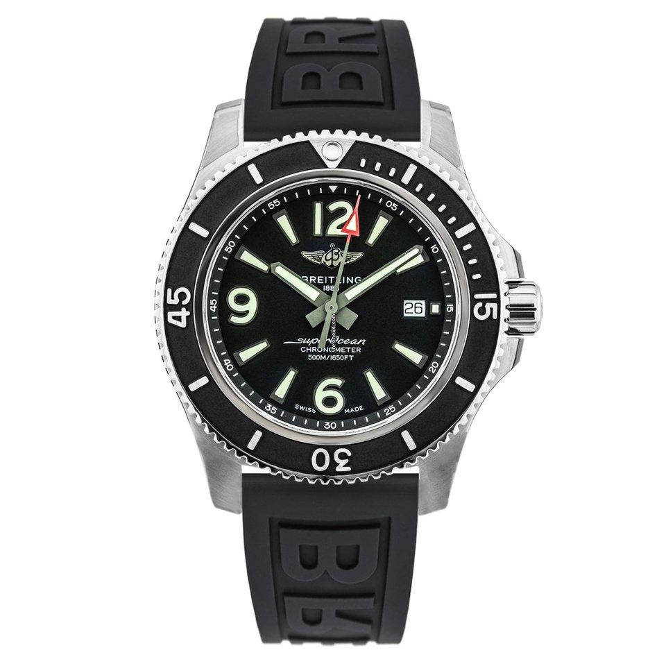 Breitling Superocean II 44 A17367D71B1S1 new