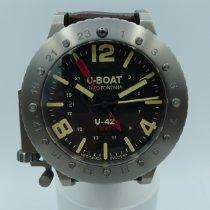 U-Boat Титан 50mm Автоподзавод U-42 новые