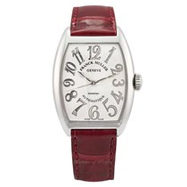 Franck Muller Cintrée Curvex 7500 SC AT FO REL.SS or 7500SCATFOREL.SS New Steel 39mm Automatic