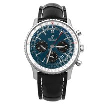 Breitling Navitimer 1 B01 Chronograph 43 AB0121211C1P3 Nieuw Staal 43mm Automatisch