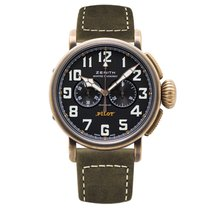 Zenith 29.2430.4069/21.C800 Bronce Pilot Type 20 Extra Special 45mm nuevo