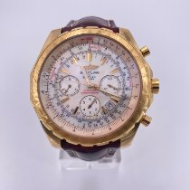 Breitling Bentley Motors Yellow gold 49mm Mother of pearl No numerals United States of America, Florida, Fort Lauderdale
