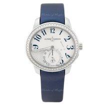 Ulysse Nardin Jade neu Automatik Uhr mit Original-Box und Original-Papieren 3103-125B/591.3