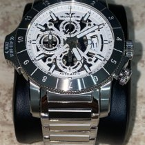 Glycine Steel 46mm Chronograph GL0051 new United States of America, Illinois, Chicago