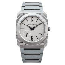 Bulgari Titanium Automatic Grey 40mm new Octo