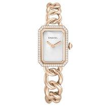 Chanel Quartz Mother of pearl 28mm new Première