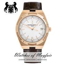 Vacheron Constantin Overseas Oro rosa 41mm Plata