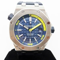 Audemars Piguet Royal Oak Offshore Diver 15710ST.OO.A027CA.01 Very good Steel 42mm Automatic Singapore, Singapore