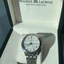 Maurice Lacroix Masterpiece Cinq Aiguilles Steel 40mm White United States of America, California, Scotts valley