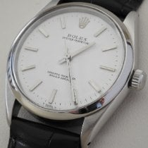 Rolex 1002 Steel 1967 Oyster Perpetual 34 pre-owned United Kingdom, Leicester