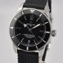 Breitling Superocean Heritage Steel 44mm Black No numerals United States of America, Ohio, Mason