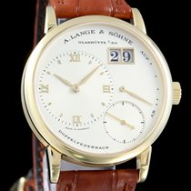 A. Lange & Söhne Little Lange 1 Yellow gold 36mm Roman numerals
