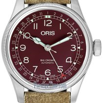 Oris Steel 40mm Automatic 01 754 7741 4068-07 5 20 50 new United States of America, New York, Airmont
