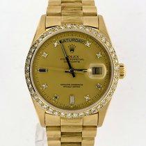Rolex Day-Date Gelbgold 36mm Schweiz, Lausanne