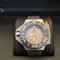 Omega Seamaster PloProf Titanium 55mm Grey No numerals