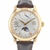 Jaeger-LeCoultre 147.2.41.S Or rose Master Calendar 40mm occasion