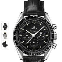 Omega 311.33.42.30.01.002 Staal Speedmaster Professional Moonwatch 42mm nieuw