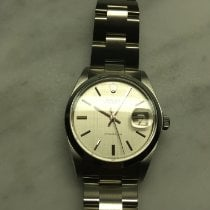 Rolex Oyster Perpetual Date Steel 34mm Silver No numerals United States of America, Pennsylvania, yardley