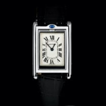 Cartier Tank Américaine Steel 21mm Silver Roman numerals South Africa, Pretoria