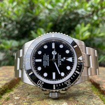 Rolex Submariner (No Date) 124060 Unworn Steel 41mm Automatic United Kingdom, London