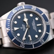 Tudor Black Bay Fifty-Eight Steel 39mm Blue No numerals United Kingdom, Whitby- North Yorkshire