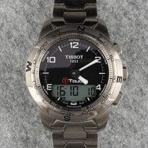 Tissot Titânio 43mm Quartzo T047.420 usado