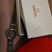 Omega Speedmaster Mark II Acero