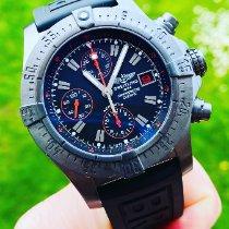 Breitling Avenger Skyland Acero Negro