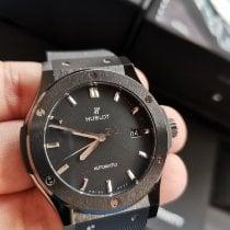Hublot Classic Fusion 45, 42, 38, 33 mm Ceramic 42mm Black No numerals Malaysia