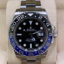 Rolex GMT-Master II Çelik 40mm Siyah Rakamsız Türkiye, Istanbul