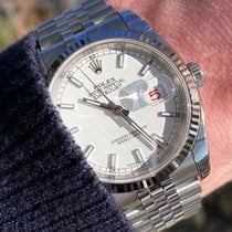 Rolex 116234 Acier Datejust 36mm nouveau