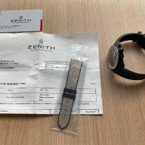 Zenith 24.2040.400/27.R796 Aluminum 2016 El Primero Chronomaster 42mm pre-owned